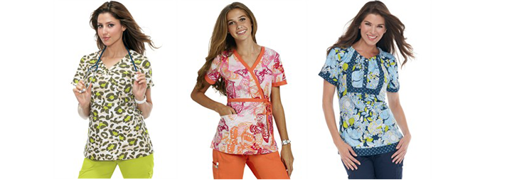 Nurses Fashion Scrubs