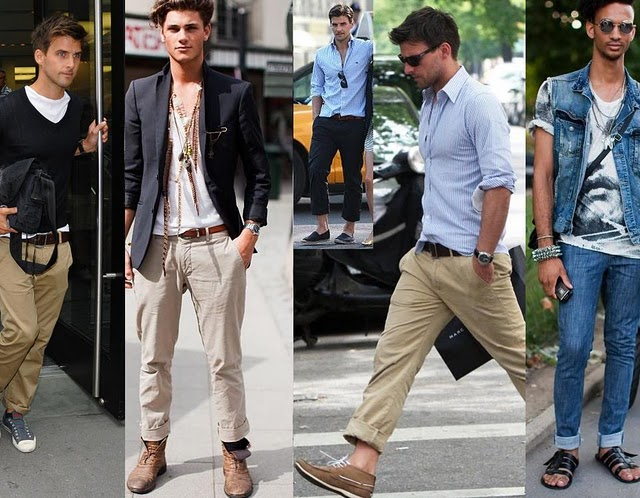 Men's Casual Must Haves for 2017