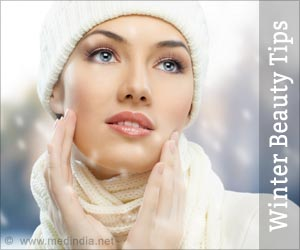 Beauty tips for the winter