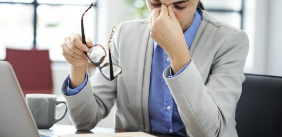 Reducing Eye Strain When Your a Heavy Computer User
