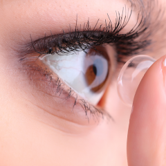 Breaking Down the Major Differences Between Soft and Hard Contact Lenses