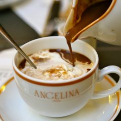 Best Selection of Tea At The Angelina Tearoom – by Cécile Zarokian
